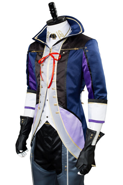 God Eater 2 Julius Visconti Outfit Cosplay Costume