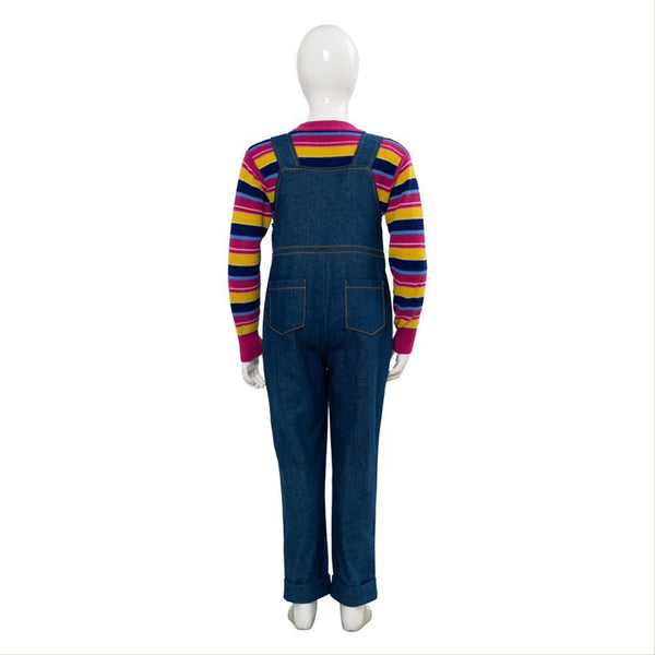 Child's Play 2019 Chucky Cosplay Costume