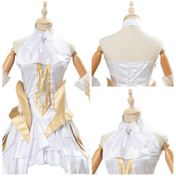 Date A Live! S3 Origami Tobiichi Spirit Form Cosplay Costume