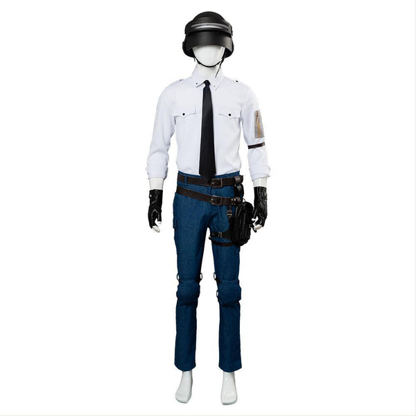 Video Game PUBG PLAYERUNKNOWN'S BATTLEGROUNDS Cosplay Costume