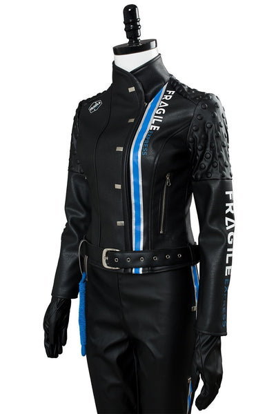 Video Game Death Stranding Lea Seydoux Outfit Cosplay Costume