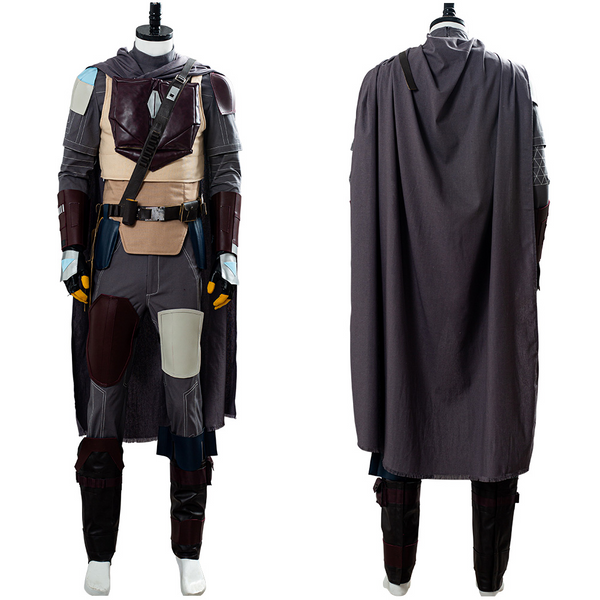 The Mandalorian Outfit Star Wars Cosplay Costume