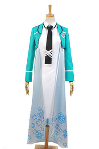 The Irregular at Magic High School Miyuki Shiba Uniform Cosplay Costume