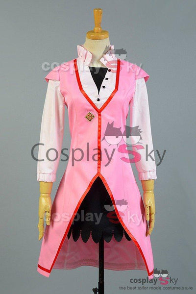 Snow White with the Red Hair Shirayuki Dress Cosplay Costume