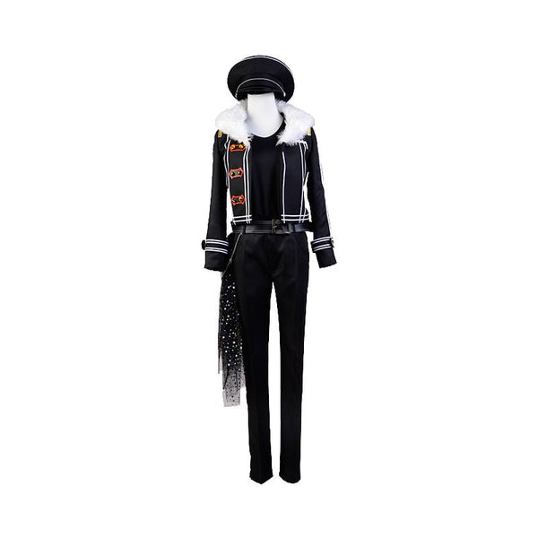 Ensemble Stars Rebellious And Wicked Idol Unit UNDEAD Cosplay Costume