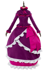 Anime Overlord Shalltear Bloodfallen Dress Cosplay Costume