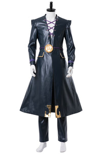 JoJo's Bizarre Adventure: Golden Wind Leone Abbacchio Cosplay Costume