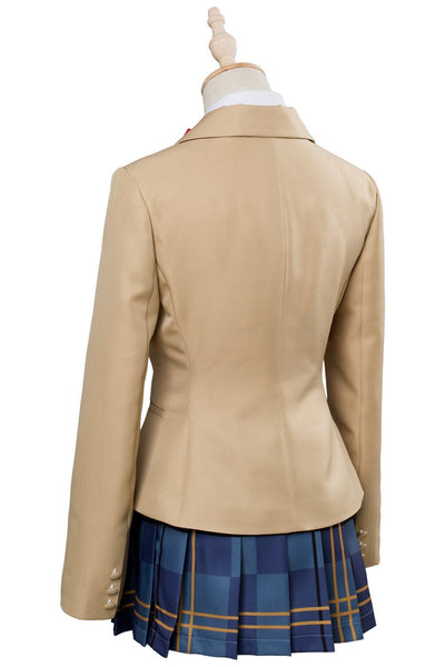 A Certain Magical Index Misaka Mikoto Cosplay Costume