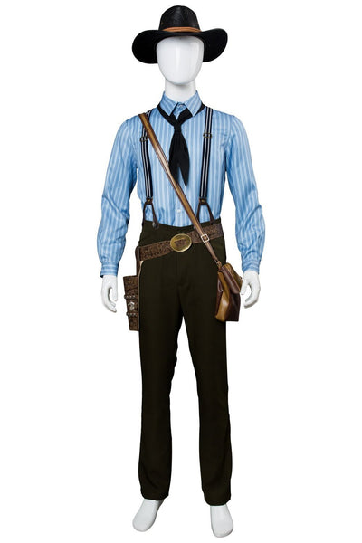 Red Dead: Redemption2 Arthur Morgan Outfit Cosplay Costume