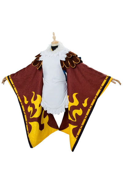 Fate/Grand Order Benienma Outfit Cosplay Costume