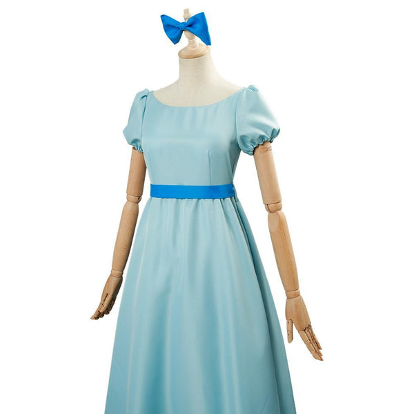 Disney Peter Pan Wendy Darling Cosplay Costume For Adult
