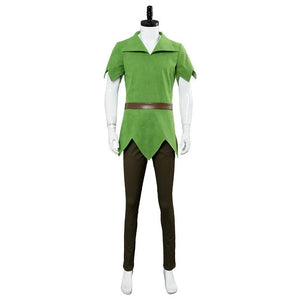 Movie Peter Pan Male Cosplay Costume