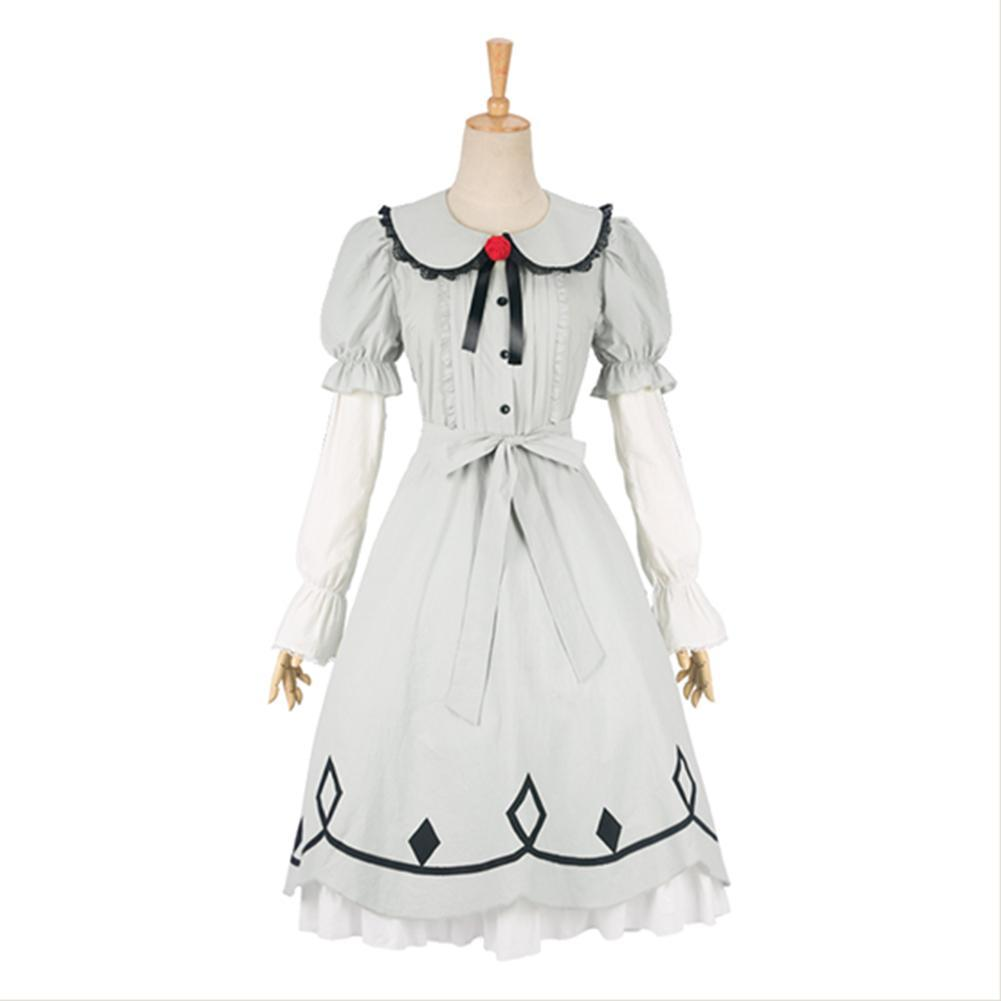 Carole & Tuesday Tuesday Cosplay Costume Lolita Dress