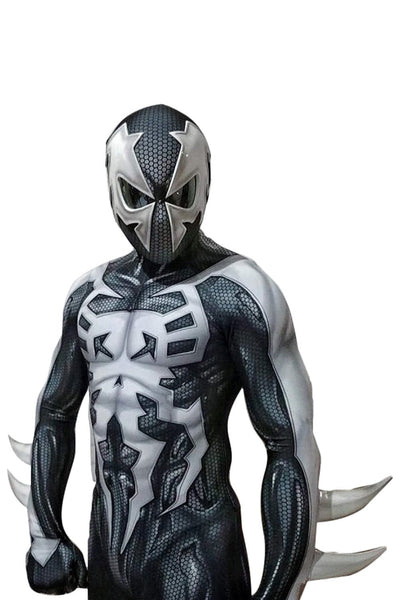 Spider-Man: Into the Spider-Verse Spider Man 2099 Black Suit Cosplay Costume