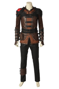 2019 How to Train Your Dragon 3 The Hidden World Hiccup Outfit Cosplay Costume