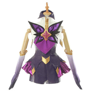 LOL League of Legends Star Guardian Zoe Cosplay Costume