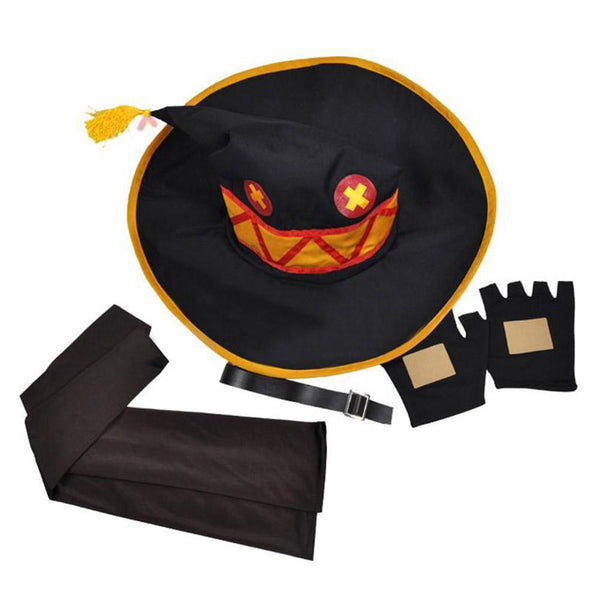Konosuba God's Blessing On This Wonderful World Megumin Cosplay Costume