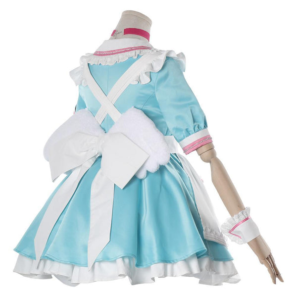The Idolmaster Cinderella Girls Yumemi Riamu Cosplay Costume Ver.A