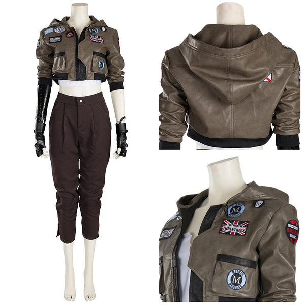 Love,Death&Robots Sonnie Cosplay Costume