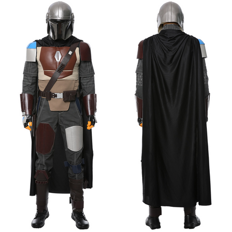 Star Wars Mandalorian Outfit Costume Cosplay