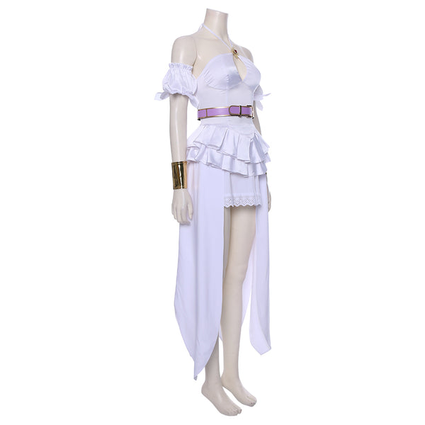 Cautious Hero: The Hero Is Overpowered but Overly Cautious Goddess Lisita Suit Cosplay Costume