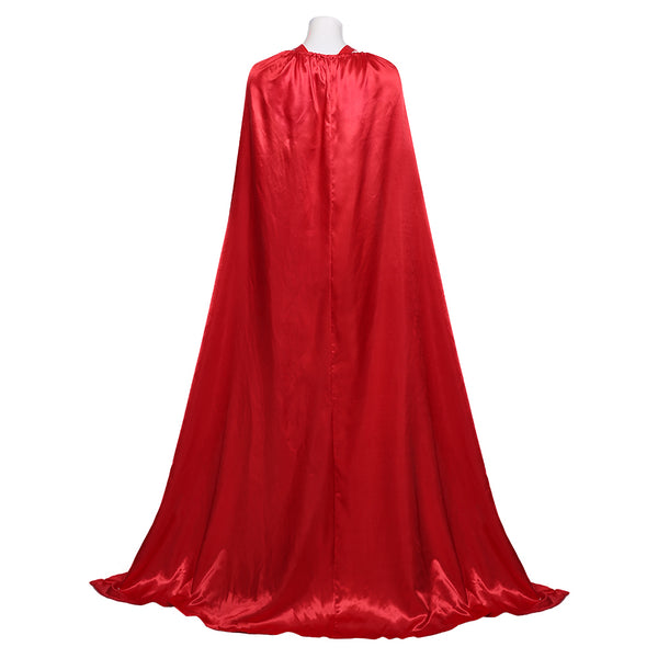 WandaVision2020- Sexy Scarlet Halloween Carnival Costume Witch Wanda Maximoff Women Outfit Cosplay Costume