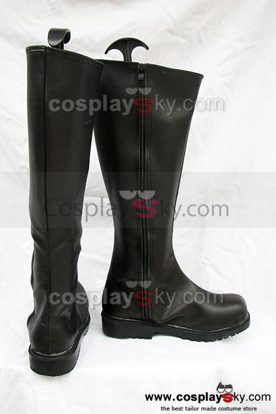 KARNEVAL Jiki Cosplay Boots Shoes Custom Made