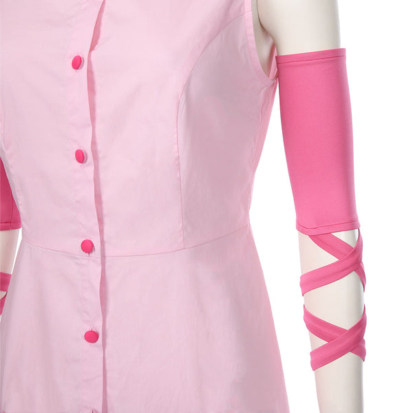 JoJo's Bizarre Adventure Halloween Carnival Costume Sugimoto Reimi Women Dress Outfits Cosplay Costume