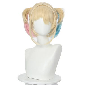 Birds of Prey Harley Quinn Cosplay Wig