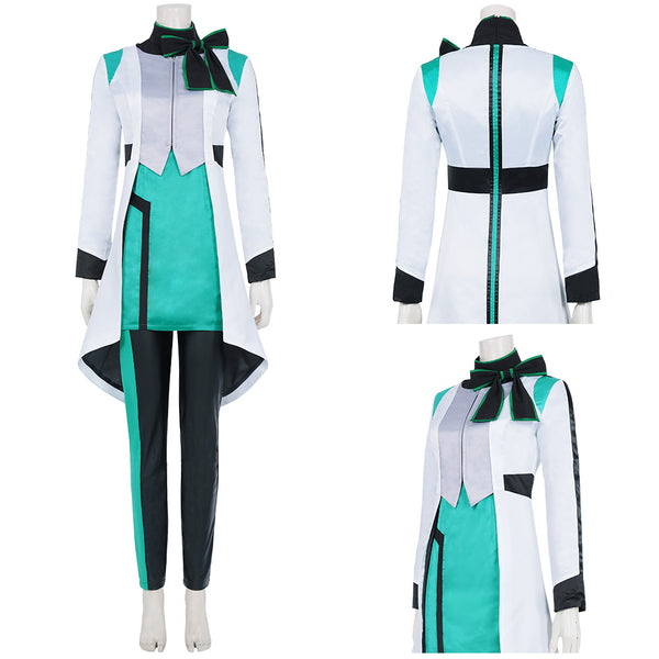 Kamen Rider Zero-One Women Dress Coat Izu Halloween Carnival Outfit Cosplay Costume