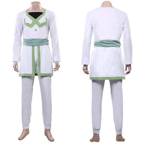 Anime HUNTER×HUNTER Top Pants Outfits Kurapika Juvenile Halloween Carnival Costume Cosplay Costume