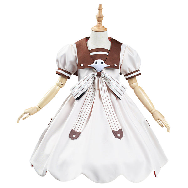 Jibaku Shounen Toilet-Bound Hanako-kun Kids Girls Dress Outfit Nene Yashiro/Aoi Akane Halloween Carnival Suit Cosplay Costume