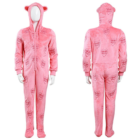Birds of Prey 2020 And the Fantabulous Emancipation of One Harley Quinn Kids Children Hooded Pajamas Cosplay Costume Sleepwear