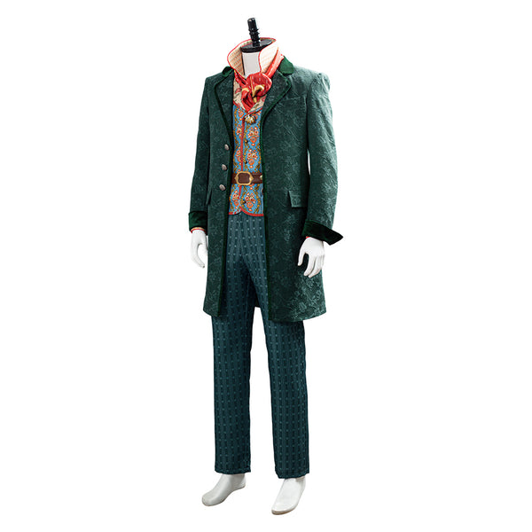 The Voyages of Doctor Dolittle 2020 Dolittle Suit Cosplay Costume