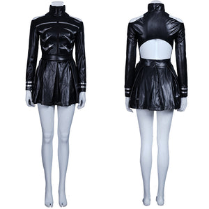 Tokyo Ghoul Women Dress Outfit Kaneki Ken Halloween Carnival Suit Cosplay Costume