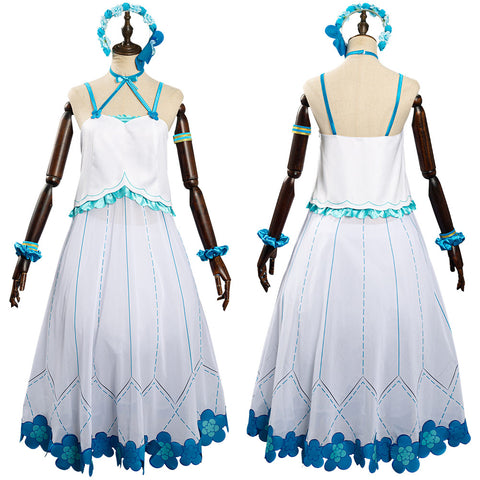 Re: Life in a different world from zero Dress Outfit Typhon Halloween Carnival Costume Cosplay Costume
