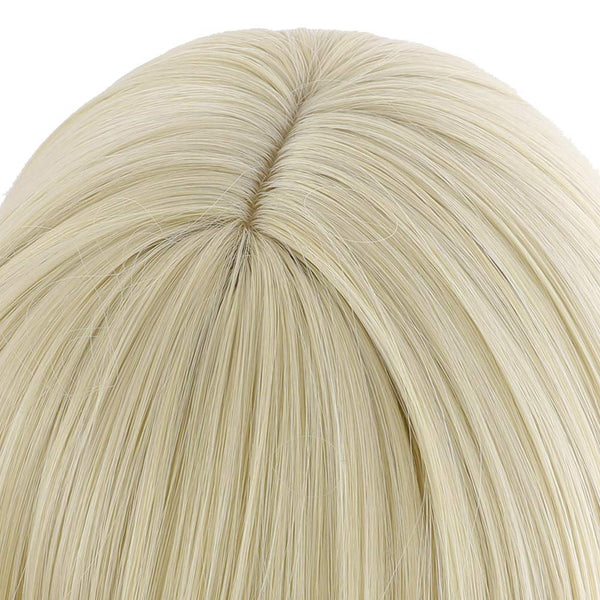 Game Genshin Impact Heat Resistant Synthetic Hair Lumine Carnival Halloween Party Props Cosplay Wig