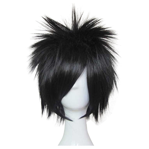 NARUTO Heat Resistant Synthetic Hair Uchiha Sasuke Carnival Halloween Party Props Cosplay Wig