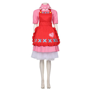 Animal Crossing Reece Cosplay Costumes Halloween Carnival Costume