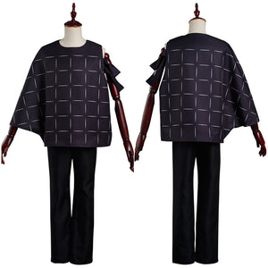 Jujutsu Kaisen Pants Top Outfit Mahito Halloween Carnival Suit Cosplay Costume