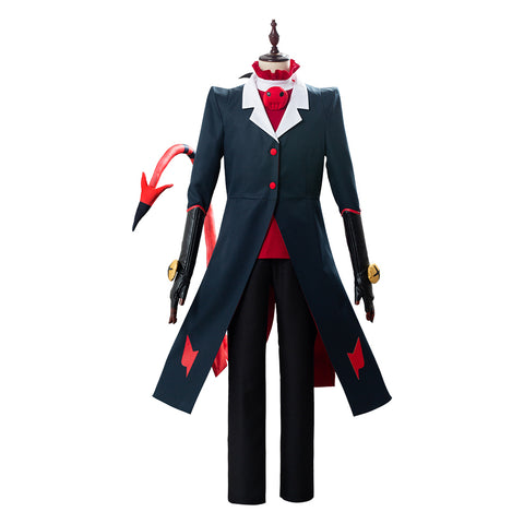 Hazbin Hotel Blitzo Helluva Boss Outfit Cosplay Costume