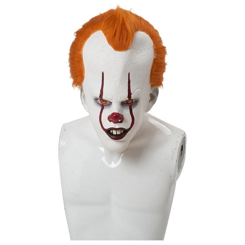 2019 It Chapter Two Penny Wise Mask Cosplay  Props