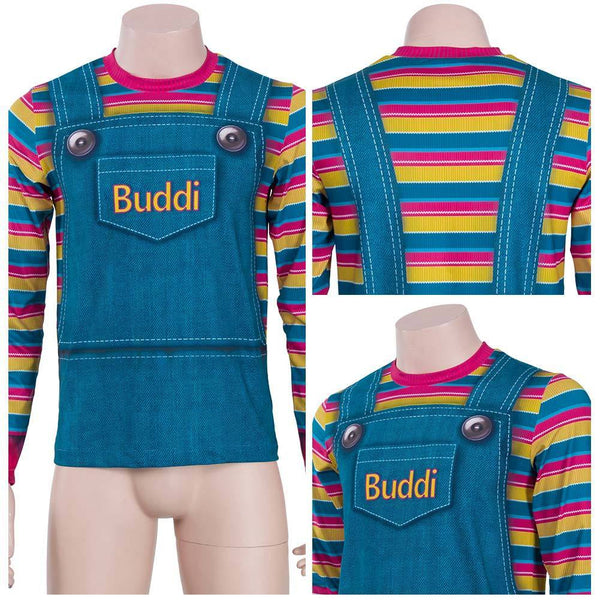 Child's Play Reboot Shirt Cosplay Costume
