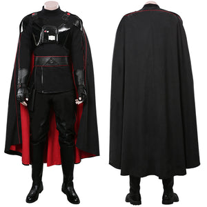 Star Wars The Mandalorian Outfit Moff Gideon Halloween Carnival Costume Cosplay Costume