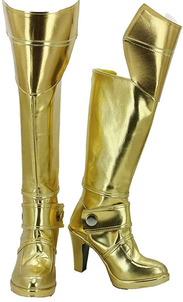 Fate stay night Saber Cosplay Boots Custom Made