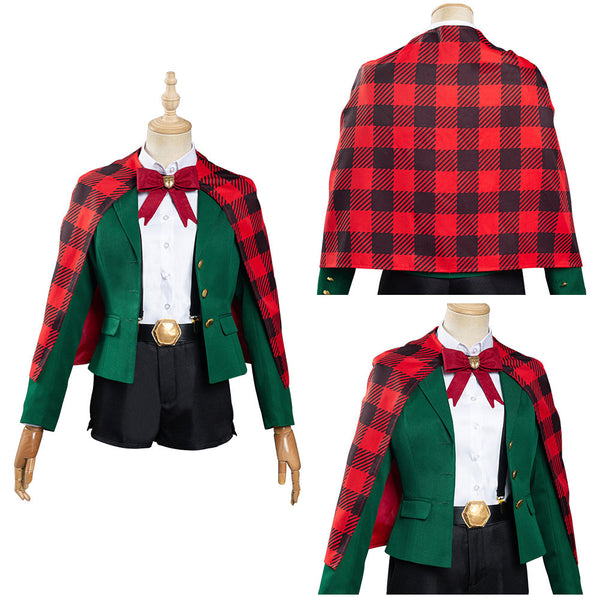 Burn The Witch Coat Shirt Outfit Ninny Spangcole Halloween Carnival Suit Cosplay Costume