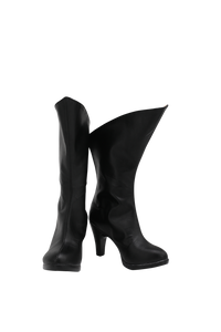 Hazbin Hotel VAGGIE Boots Halloween Costumes Accessory Cosplay Shoes