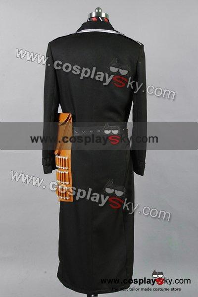 Blue Exorcist Ao No Exorcist Yukio Okumura Cosplay Costume Set