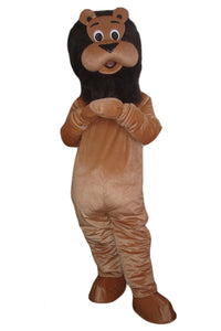 Lovely Lion Mascot Costume Outfit Adult Size