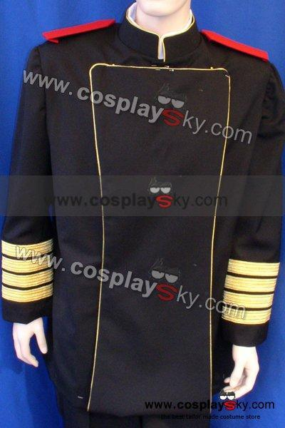 Royal Manticoran Navy Officers Service Dress Uniform